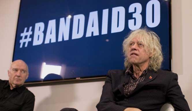Bob Geldolf & Band Aid Il ritorno