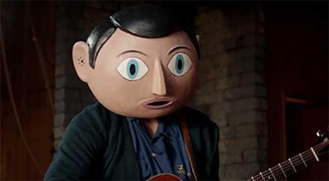 Frank il cantante di cartone ispirato ad una storia vera