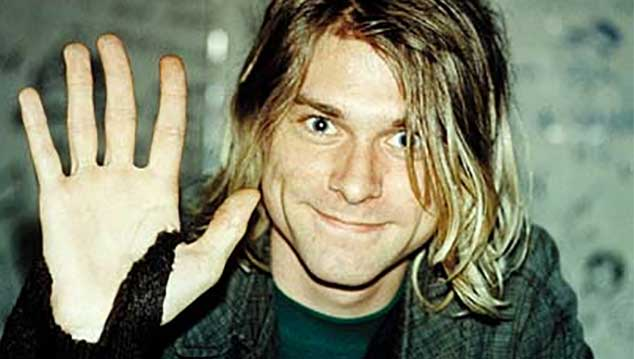 Kurt Cobain la storia in un film documentario