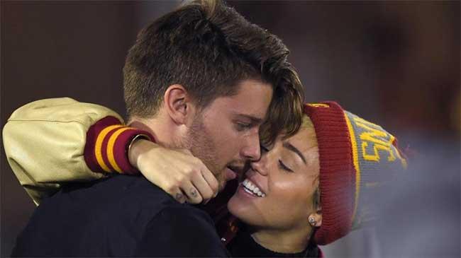 Miley Cyrus e Schwarzenegger la nuova coppia del secolo