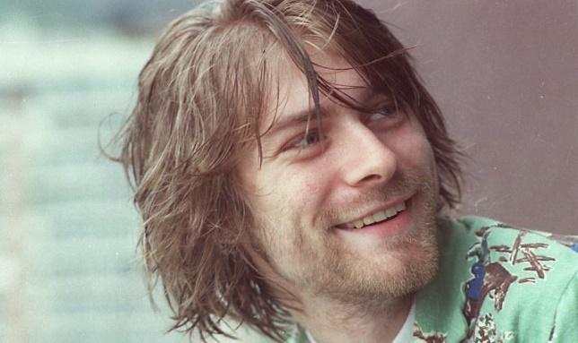 Montage of Heck il Kurt Cobain privato mai visto