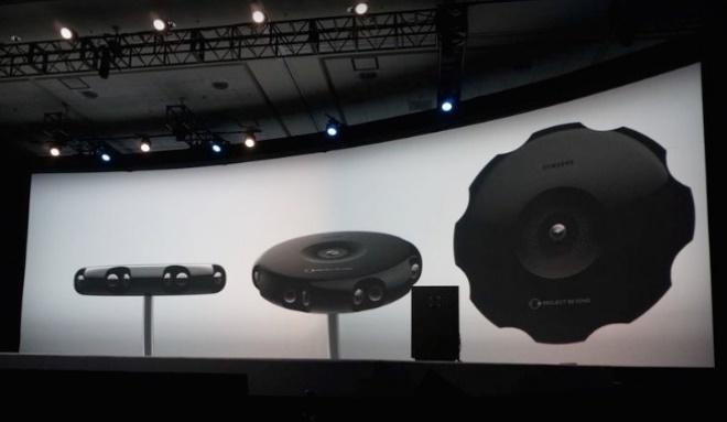 Samsung 3D la fotografia virtuale prende vita