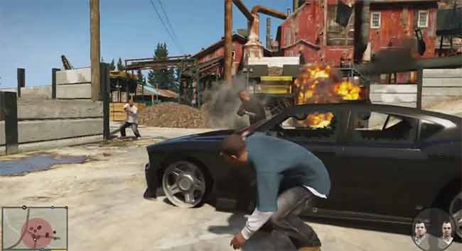 Grand Theft Auto V in Australia vietata la vendita