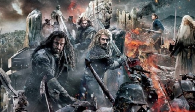 Lo Hobbit ultima battaglia per il giovane Bilbo Baggings