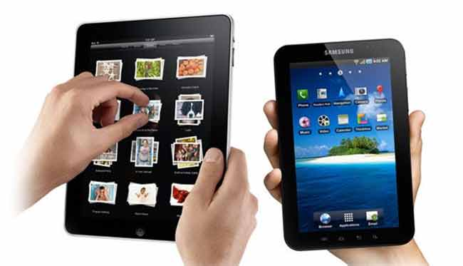 Mercato tablet non si aggiornano e cambiano le strategie