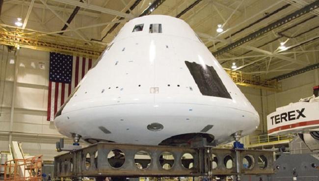 Orion il lancio viene rinviato di un giorno