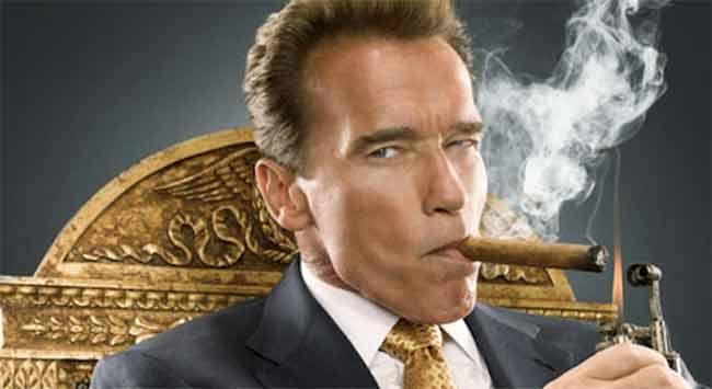 Schwarzenegger 30 dopo Terminator Genisys vivo