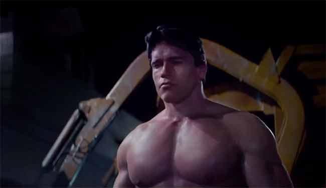 Terminator Genisys Arnold Schwarzenegger ringiovanito