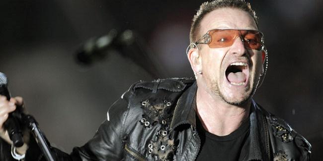 Bono Vox incidente non suono piu
