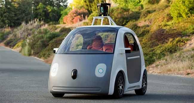 Google e Uber la sfida delle auto che si guidano da sole