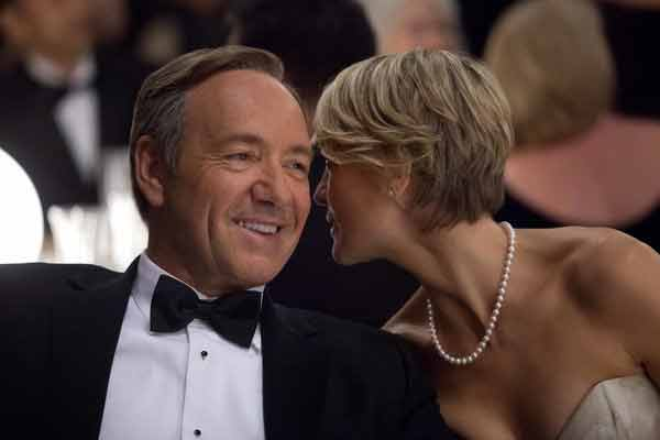 House of Cards 3 Kevin Spacey imprescindibile