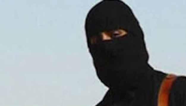 Isis viene trasmessa la foto del boia inglese