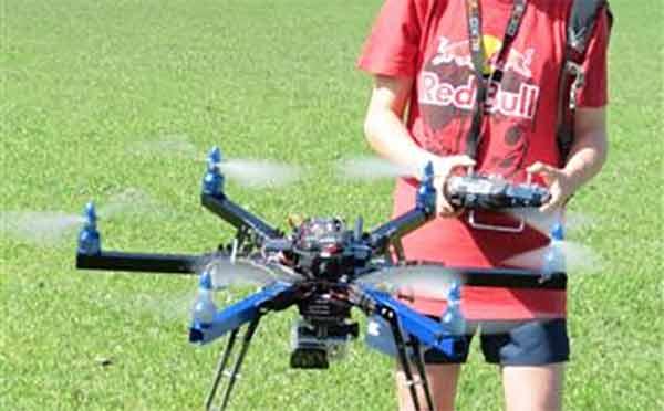 Droni come pilotarli arrivano gli specialisti Sapr