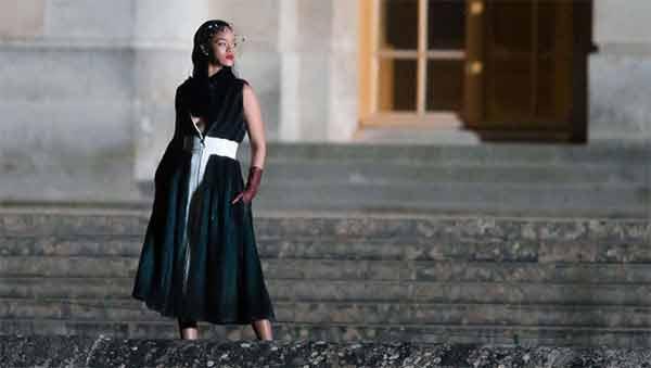 Rihanna ambiziosa prima testimonial di colore