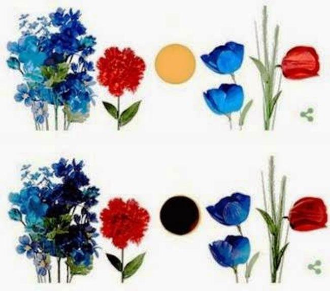 doodle primavera eclissi solare