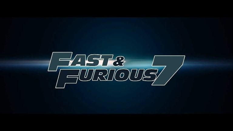 fast&furious 7 paul walker