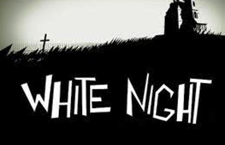 white night videogame