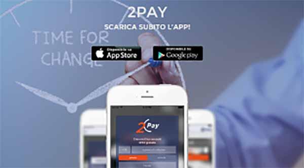 2Pay arrivano i pagamenti con il cellulare