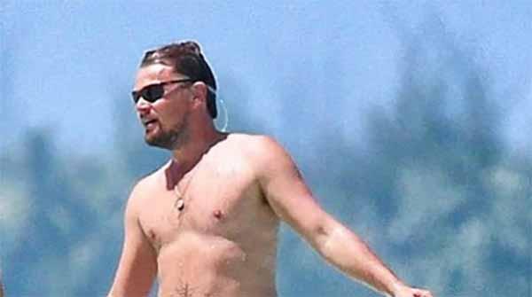Leonardo Di Caprio senza freni su Tinder