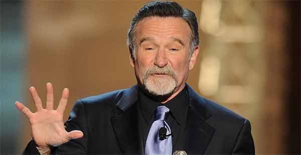 Robin Williams nel suo testamento i diritti immagine