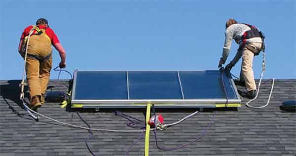 Solar Sharing energia sui tetti di tutti nel Massachusetts