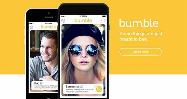 Bumble la app per le ragazze che rimorchiano