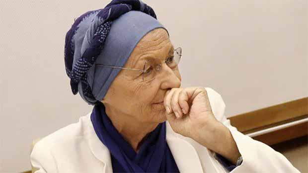 Emma Bonino conferma evidenza del tumore sparito