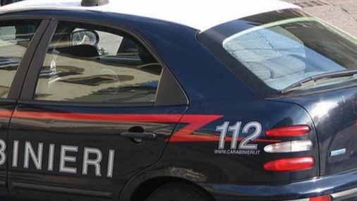 Napoli maresciallo dei carabinieri strage familiare