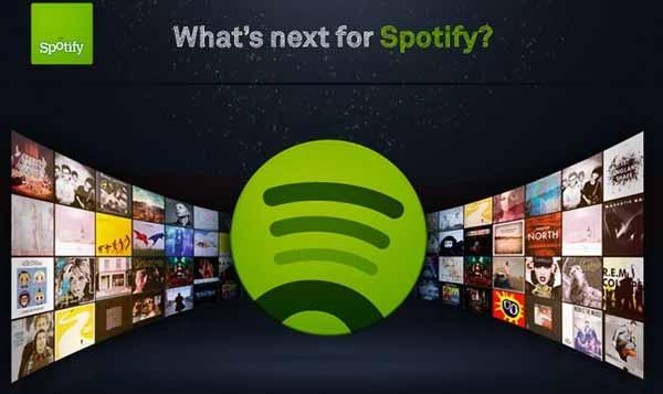 Spotify da oggi non solo musica anche video