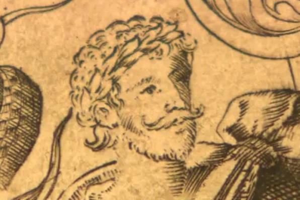 William Shakespeare appare in un libro di piante