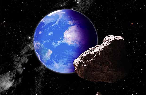 Asteroide prossimo impatto con la Terra a settembre