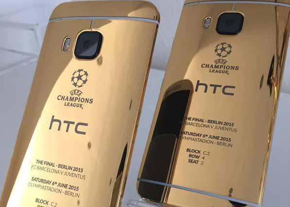 Il grande Epic Fail della HTC scatta foto con iPhone