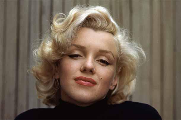 Marilyn Monroe 89 anni senza tempo