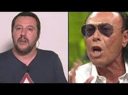 Venditti litiga con Matteo Salvini, il cantautore attacca il leghista