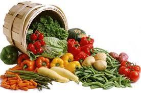 Verdure alla griglia per la lotta contro i tumori