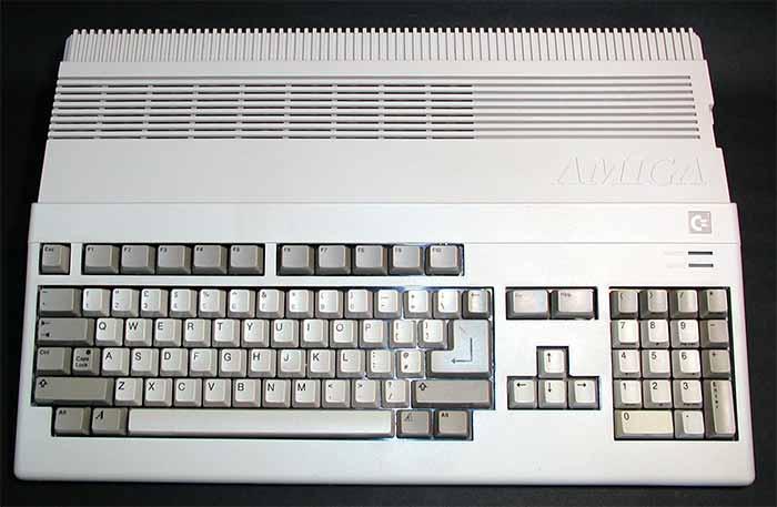 Amiga 30 anni di computer e console