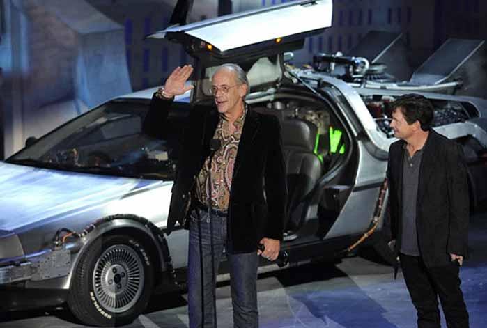 Michael J Fox quanti disastri sulla DeLorean non ci risalgo