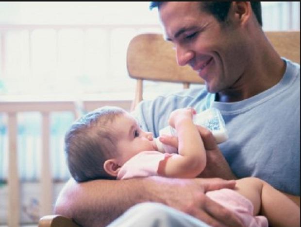 papa-sovrappeso-quando-nasce-un-figlio