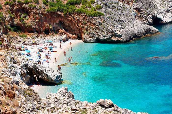 San Vito Lo Capo ecco la spiaggia piu bella di Italia