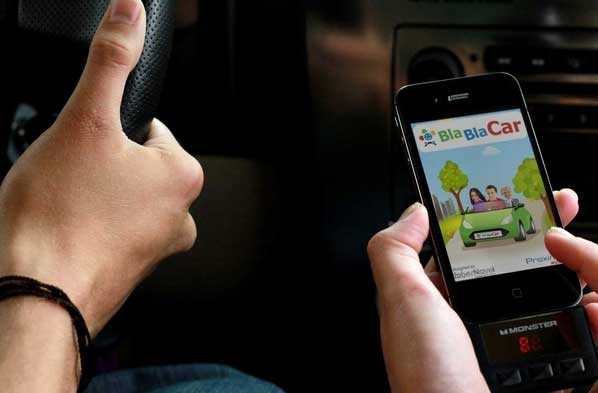 BlaBlaCar 200 milioni per finanziare la start up del momento