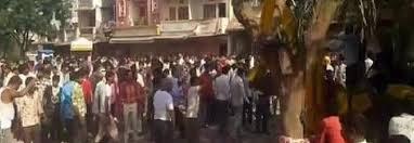 India esplosione in un ristorante decine i morti