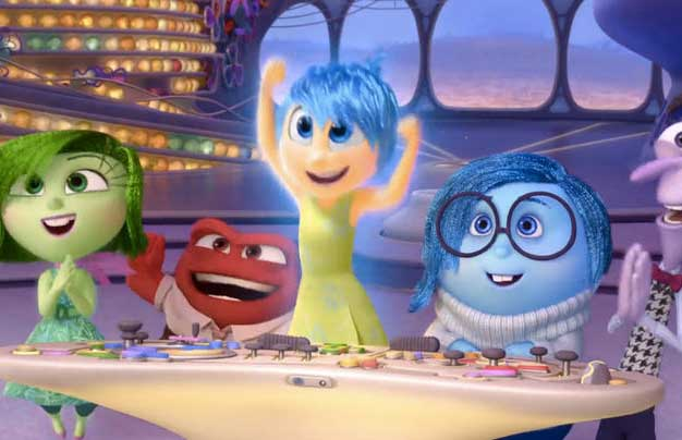 Inside Out la Disney sforna un cartoon da Oscar