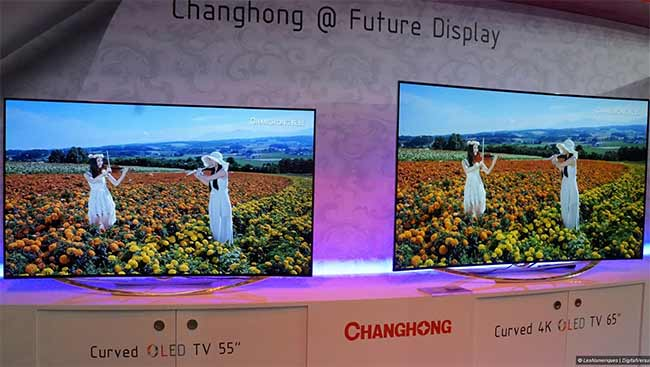 LG i nuovi tv Oled scrivono il futuro