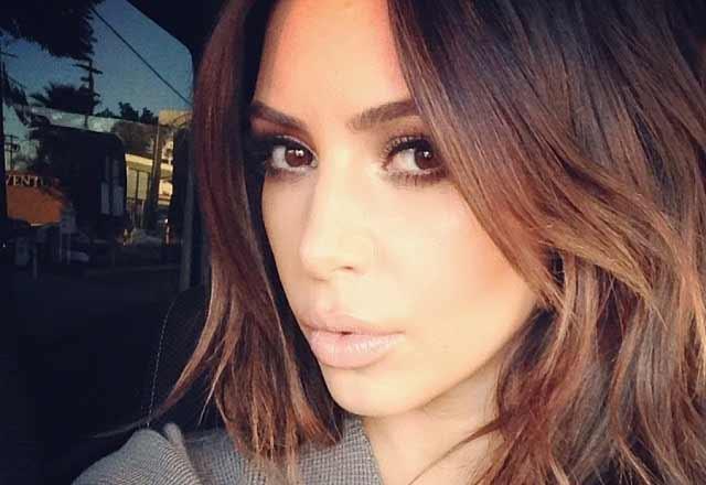 Kim Kardashian si diverte su Instagram e fa un regalo ai fan