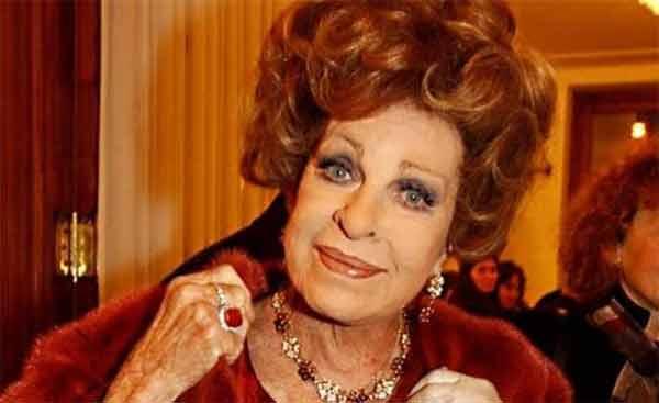 Italia piange la scomparsa di Silvana Pampanini