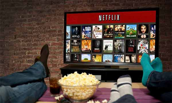 Netflix giro di vite per i pirati dello streaming