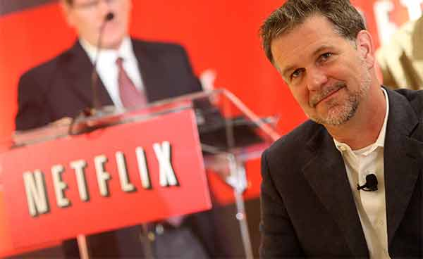 Netflix disponibile in altre 130 nazioni: tv in streaming piace