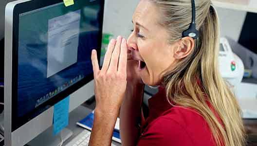 aria viziata altera le prestazioni lavorative