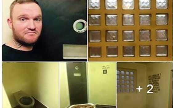 Christian Willoughby recensione del carcere su TripAdvisor