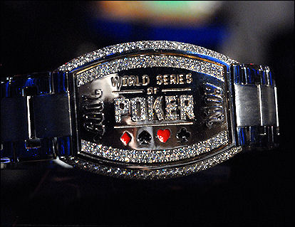Andrew Lichtenberger, World Series of Poker, sette anni per un braccialetto